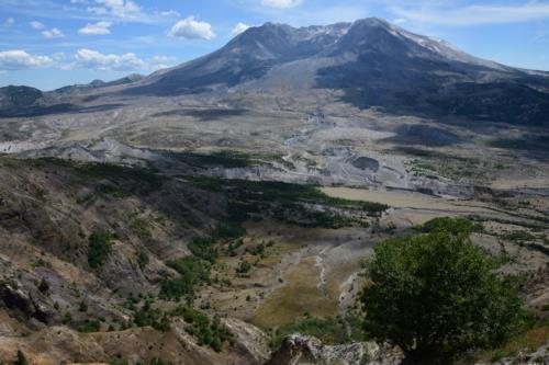 Beautiful Mt. St. Helens