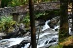 Deception Falls bridge